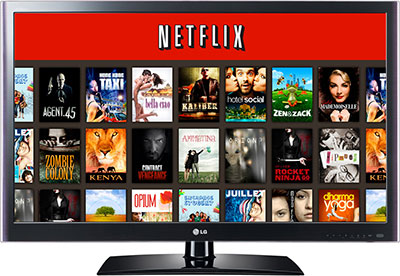 Netflix: arriva la Internet TV alternativa a Mediaset e Sky