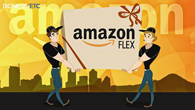Amazon Flex: consegne sempre più veloci su Amazon