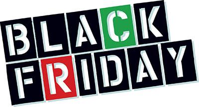 Black Friday: sconti e offerte dagli Usa all'Italia