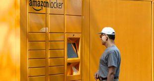 Amazon Locker: armadietti automatici per la consegna