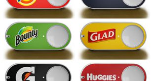 Amazon Dash Button: i tuoi acquisti con un bottone