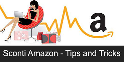 Amazon trucco per trovare offerte e risparmiare for Promozioni amazon