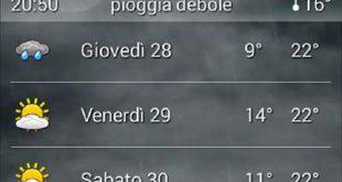 Il Meteo.it: migliori app meteo