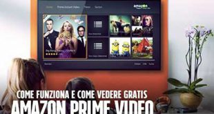 Amazon Prime Video: film e serie tv su amazon