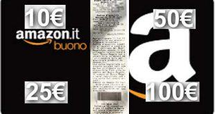 Come acquistare su Amazon senza carta di credito