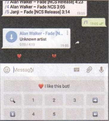 Download mp3 gratis: servizio gratuito con bot telegram