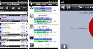 Visual Budget, app per gestire il bilancio familiare