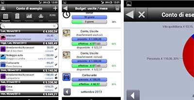 Visual budget app per gestire il bilancio familiare - Voci bilancio familiare ...