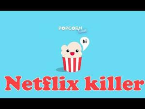 Popcorn Time: film e serie Tv come su Netflix