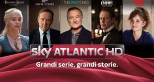 Sky: in ampliamento offerta serie TV
