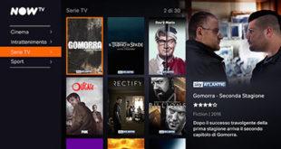 Now Tv di Sky: il servizio di streaming online