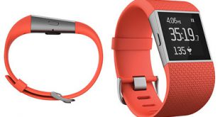 Fitbit Surge: braccialetto activity tracker con GPS