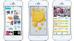 App per acquistare e accumulare punti promozione