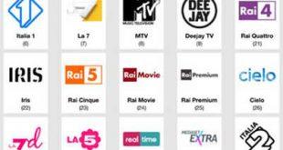 Guardare i canali del digitale terrestre via internet