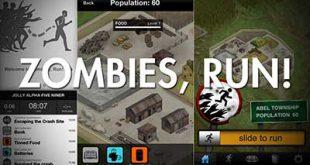 ZOMBIES RUN!: app / allenatore per rimetterci in forma