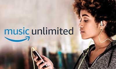 Amazon Music Unlimited: due mesi gratuiti per clienti Prime