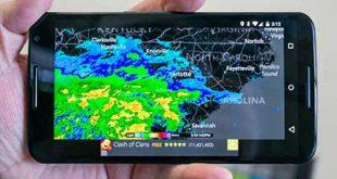 Meteo & radar: migliori app meteo