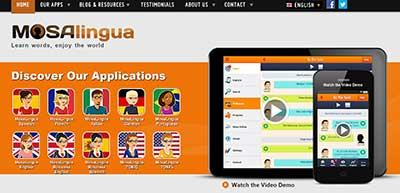 Mosalingua: migliori app per imparare l'inglese