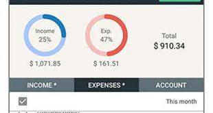 Live Expenses, app per gestire il bilancio familiare