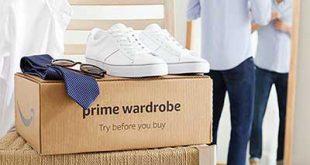 Amazon Wardrobe