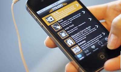 FIT RADIO: App smartphone per tenersi in forma