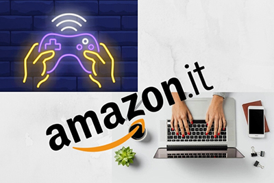 Amazon: acquistare videogiochi e software in formato digitale