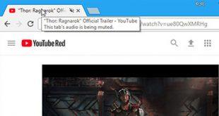 Come silenziare le schede del browser Google Chrome