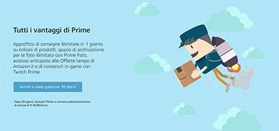 Perchè conviene abbonarsi ad Amazon Prime