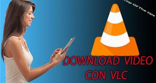 Scaricare video da internet con VLC